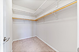 5909 Via Lugano, Fremont 94555 - Master Closet (A)