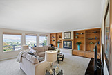 1551 Winding Way, Belmont 94002 - Living Room (A)