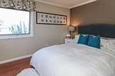Bedroom 2 (A) - 18847 Biarritz Ct, Saratoga 95070