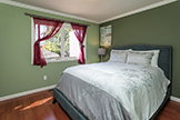 Bedroom 3 (A) - 18847 Biarritz Ct, Saratoga 95070