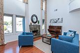Living Room (C) - 18847 Biarritz Ct, Saratoga 95070