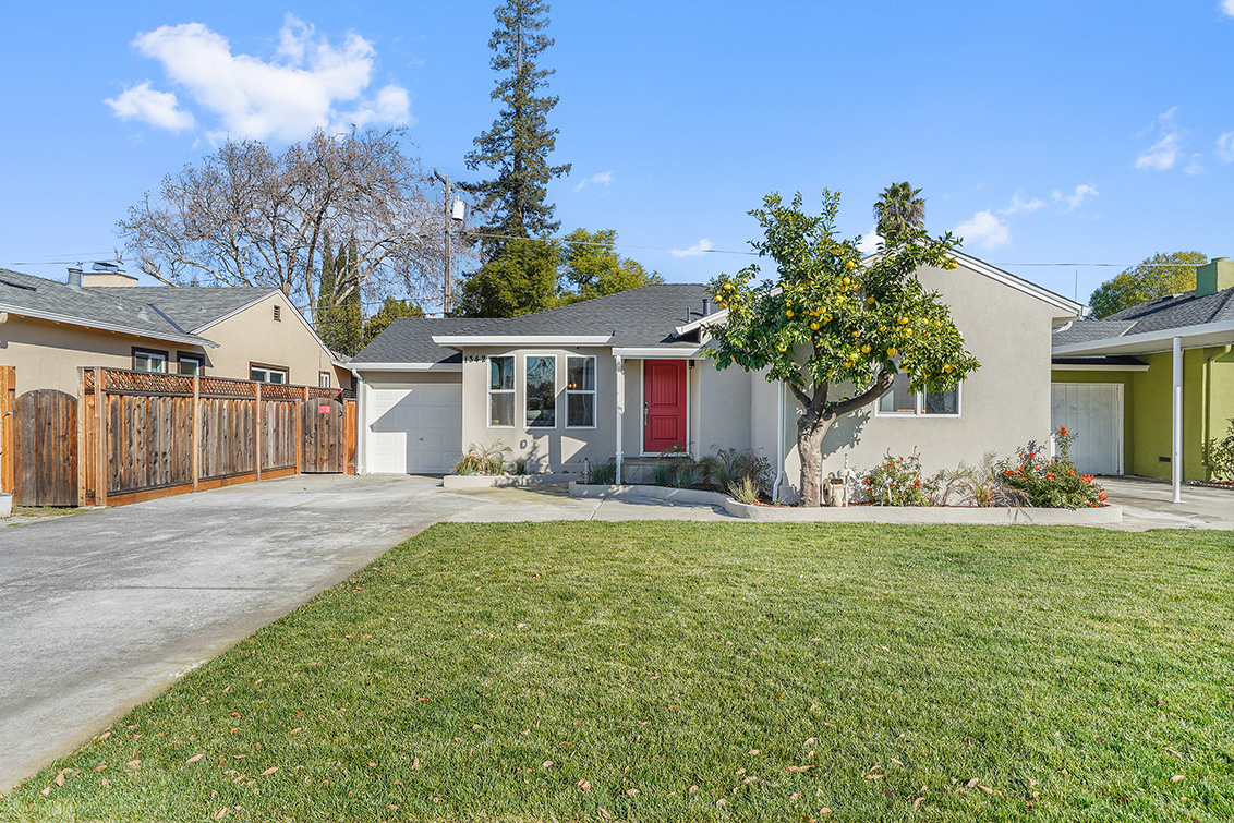 1342 Forrestal Ave - San Jose Real Estate