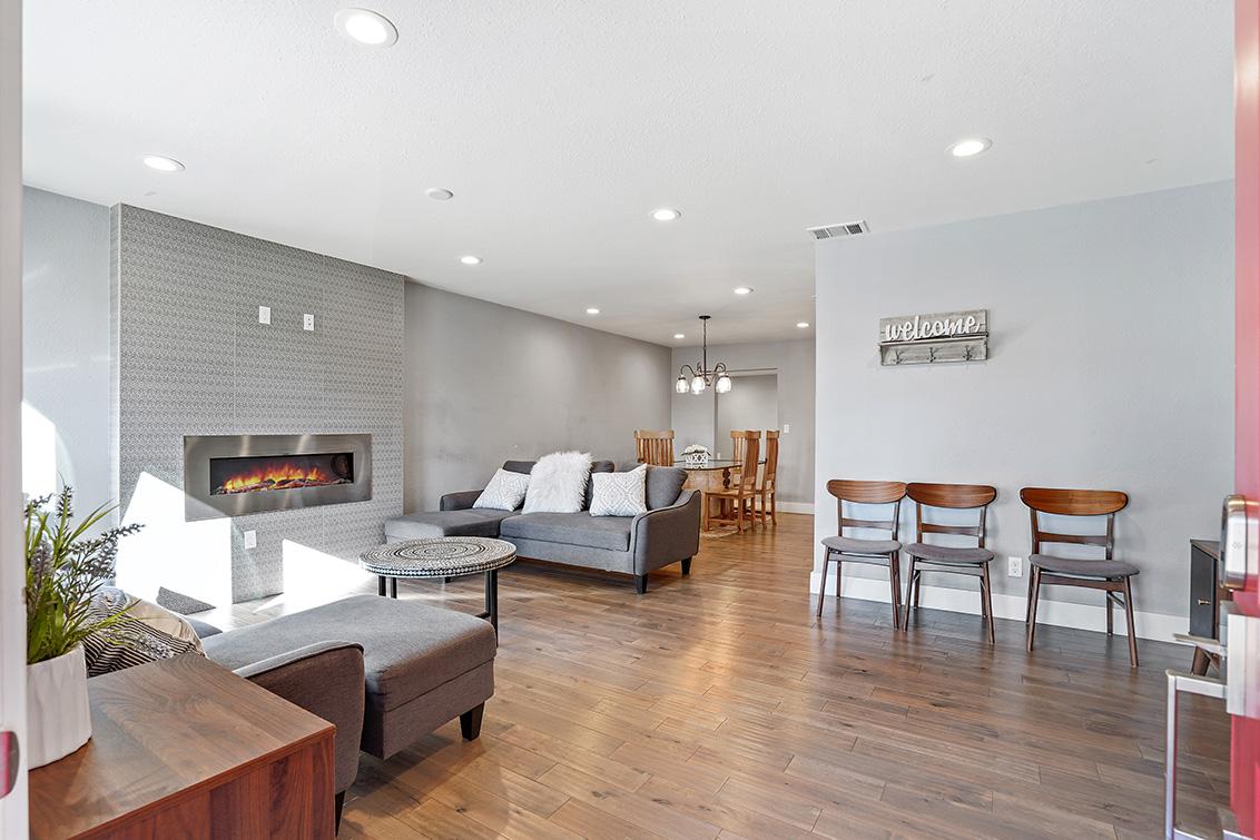 Living Room (A) - 1342 Forrestal Ave