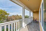 Balcony (A) - 4001 Hacienda St, San Mateo 94403