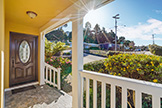 4001 Hacienda St, San Mateo 94403 - Entrance (A)