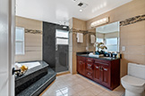 4001 Hacienda St, San Mateo 94403 - Master Bath (A)