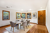 540 Irven Ct, Palo Alto 94306 - Dining Room (A)