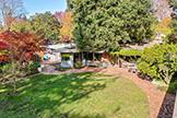 65 Kirby Pl, Palo Alto 94301 - Aerial (D)