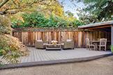 65 Kirby Pl, Palo Alto 94301 - Deck (A)