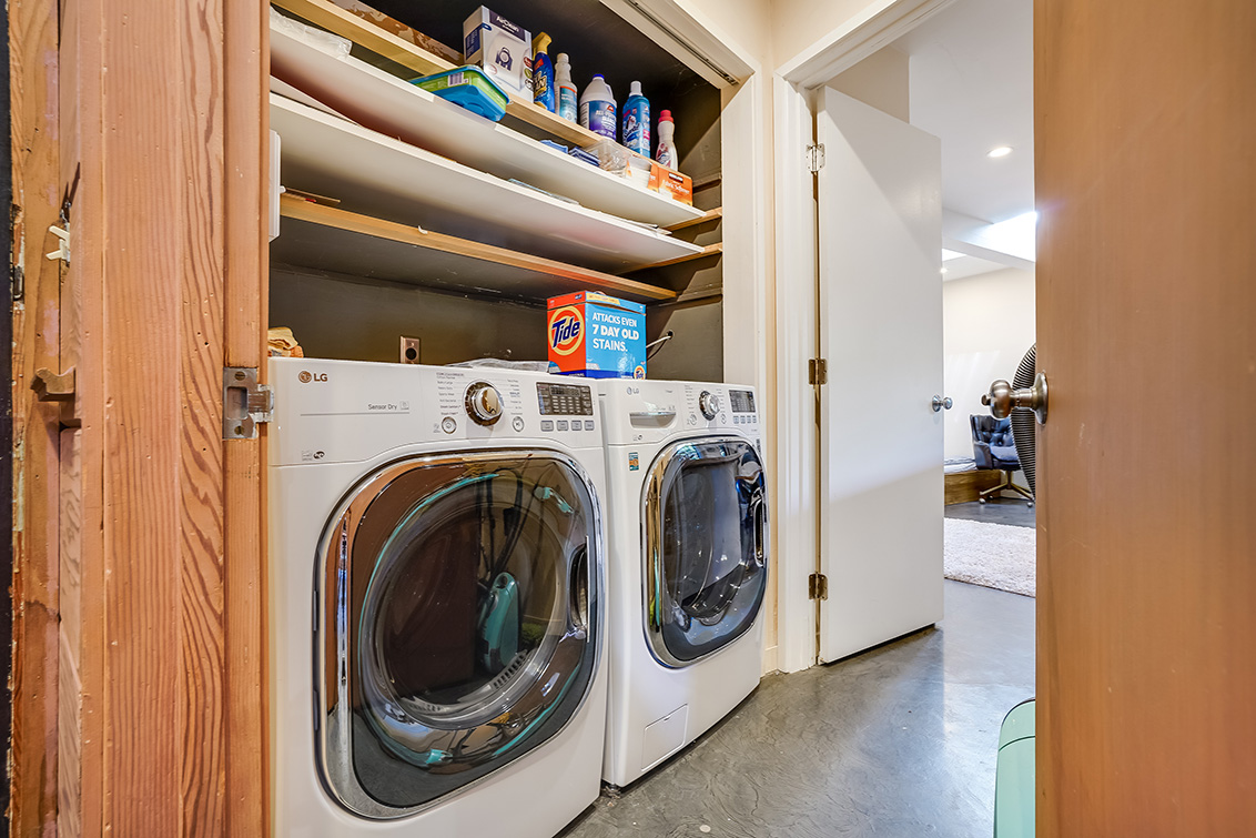 Laundry  - 65 Kirby Pl