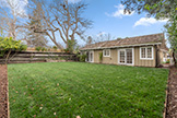 2342 Middlefield Rd, Palo Alto 94301 - Backyard (C)