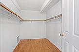 3582 Middlefield Rd, Palo Alto 94306 - Master Closet