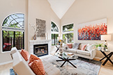 452 Mountain Laurel Ct, Mountain View 94043 - Living Room (A)