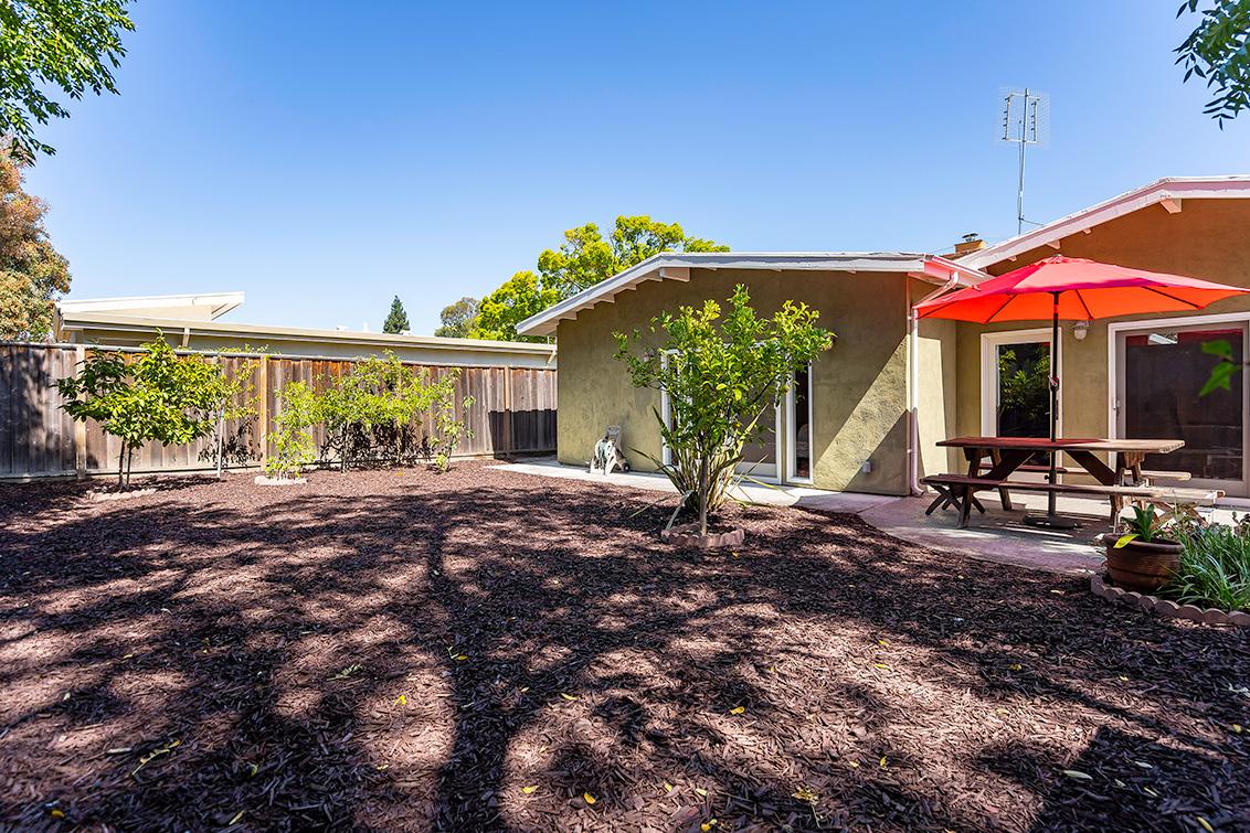 Backyard (A) - 3932 Park Blvd