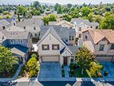 1281 Pumpkin Ter, Sunnyvale 94087 - Aerial (B)
