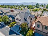 1281 Pumpkin Ter, Sunnyvale 94087 - Aerial (D)