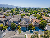 1281 Pumpkin Ter, Sunnyvale 94087 - Aerial (G)