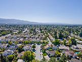 1281 Pumpkin Ter, Sunnyvale 94087 - Aerial (H)
