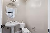 1281 Pumpkin Ter, Sunnyvale 94087 - Half Bath (A)