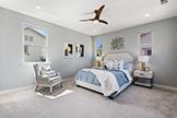 1281 Pumpkin Ter, Sunnyvale 94087 - Master Bedroom (A)