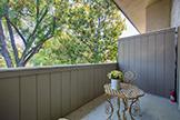 Balcony (A) - 7150 Rainbow Dr 21, San Jose 95129
