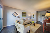 7150 Rainbow Dr 21, San Jose 95129 - Living Room (C)