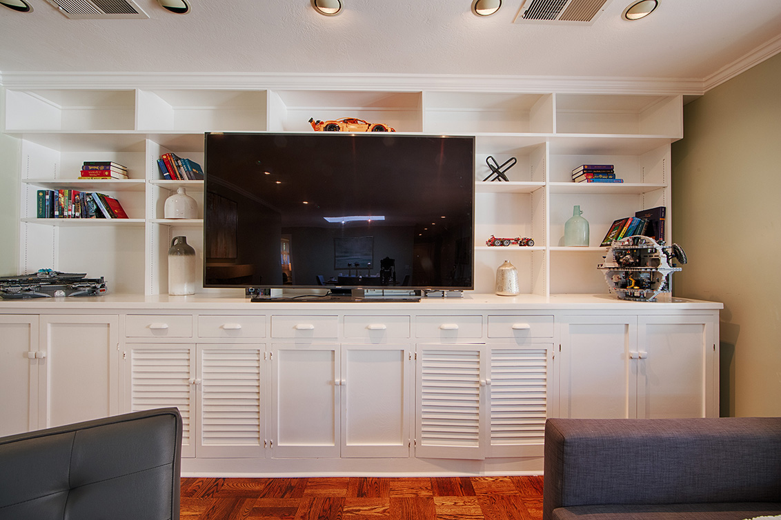 Living Room Cabinets (A)