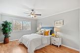 765 San Antonio Rd 56, Palo Alto 94303 - Master Bedroom (A)