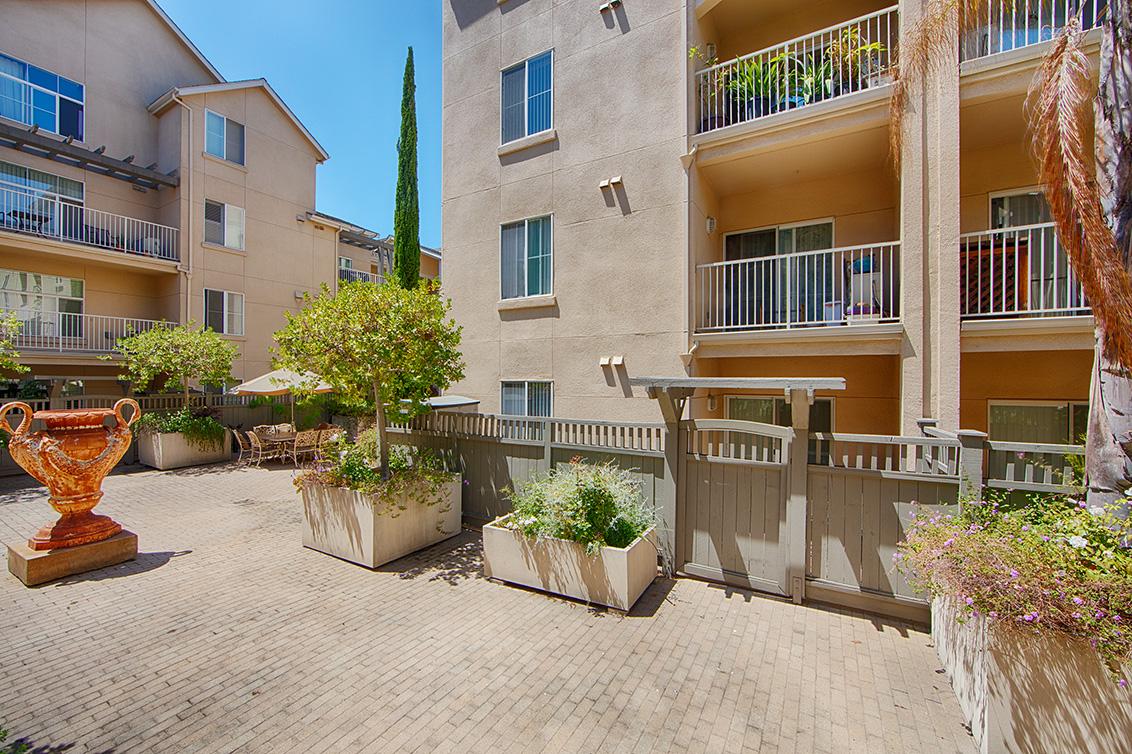 Courtyard (B)