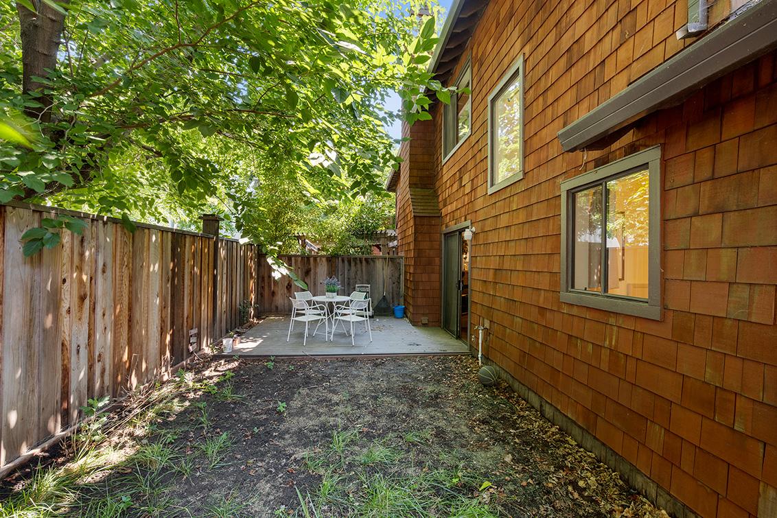 Backyard (A) - 2572 Village Dr