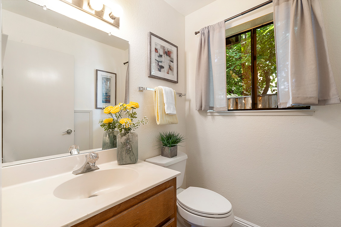 Half Bath  - 2572 Village Dr