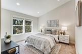 1063 Bonita Ave, Mountain View 94040 - Bedroom 2 (A)