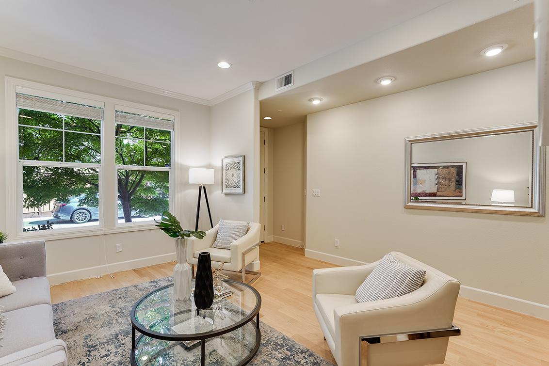 Living Room (B) - 1063 Bonita Ave