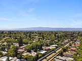 907 Clara Dr, Palo Alto 94303 - Aerial (E)
