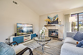 Living Room (B) - 5047 Mitty Way, San Jose 95129