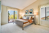 5047 Mitty Way, San Jose 95129 - Master Bedroom (A)