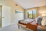 5047 Mitty Way, San Jose 95129 - Master Bedroom (C)