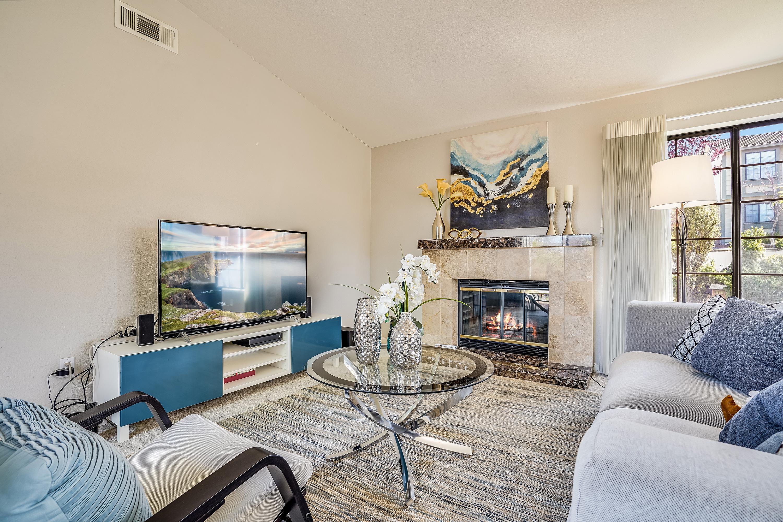 5047 Mitty Way, San Jose 95129 - Living Room (B)
