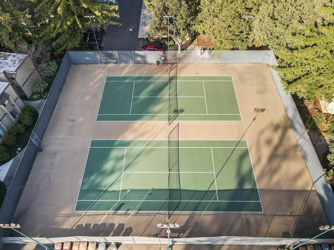 Aerial Courts