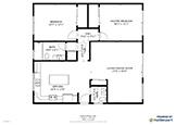 2419 Fordham Dr, Santa Clara 95051 - Adu Floor Plan (A)