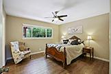 2419 Fordham Dr, Santa Clara 95051 - Master Bedroom (A)