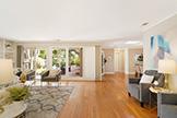 1160 Harker Ave, Palo Alto 94301 - Living Room (A)
