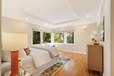 1160 Harker Ave, Palo Alto 94301 - Master Bedroom (A)