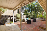 1160 Harker Ave, Palo Alto 94301 - Patio (A)