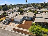 1187 Manzano Way, Sunnyvale 94089 - Aerial (A)