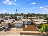 1187 Manzano Way, Sunnyvale 94089 - Aerial (B)