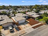 1187 Manzano Way, Sunnyvale 94089 - Aerial (C)