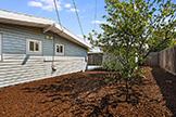 1187 Manzano Way, Sunnyvale 94089 - Backyard (C)