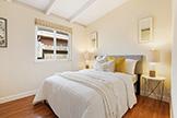 1187 Manzano Way, Sunnyvale 94089 - Bedroom 2 (A)