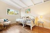 1187 Manzano Way, Sunnyvale 94089 - Bedroom 3 (A)